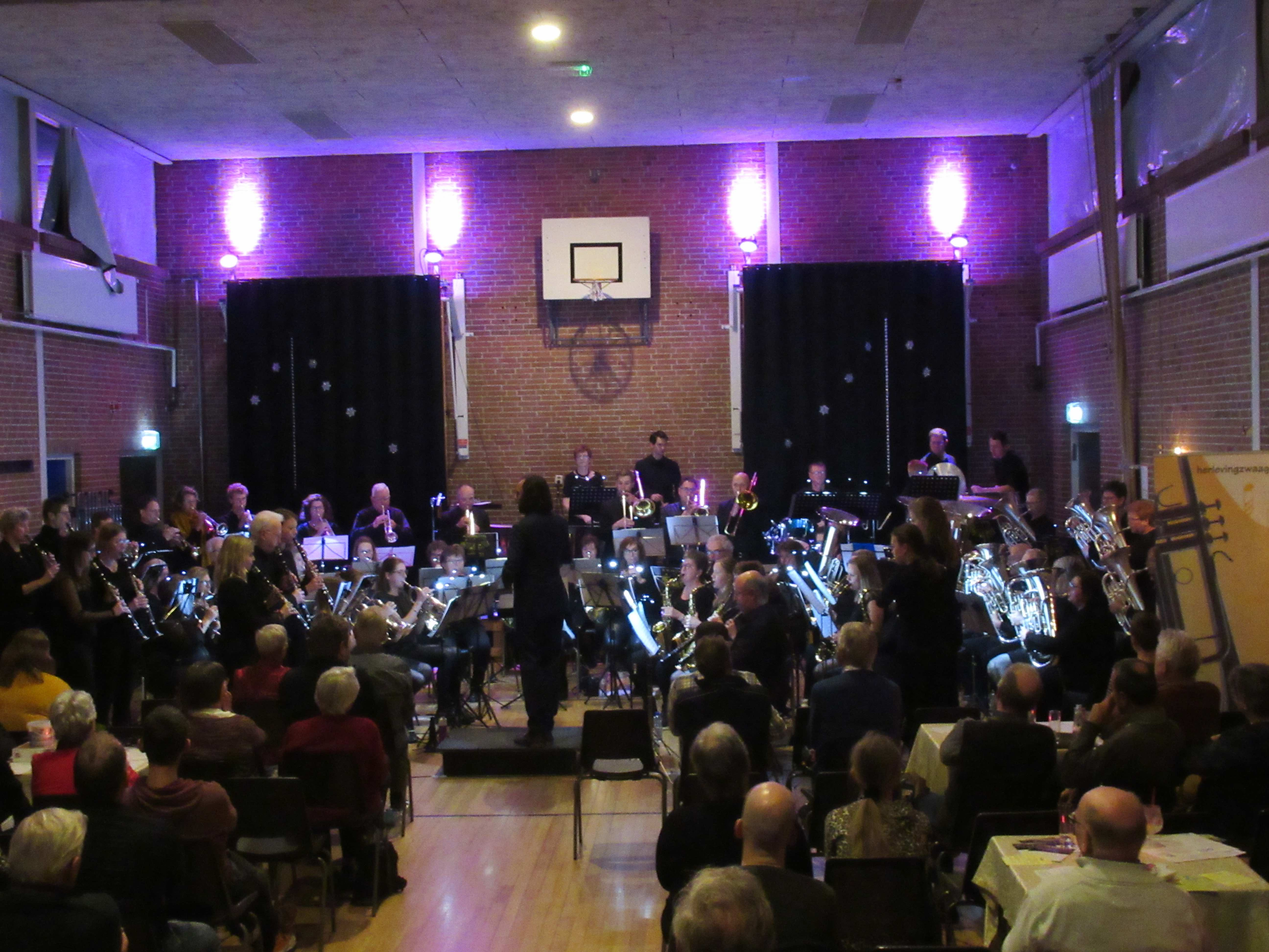 Harmonieorkest De Herleving in Opperdoes